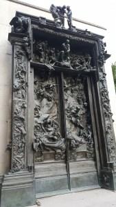 La Porte de l'Enfer @ Musée Rodin Paris