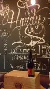 Le Hardy Restaurant