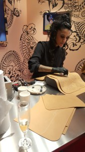 Tod's Tattoo - Paris, Saira Hunjan