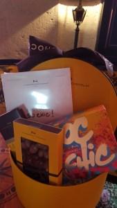 Hat Box La Maison du Chocolat - Summer 2017
