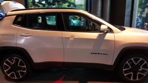Jeep Compass @ Motor Village