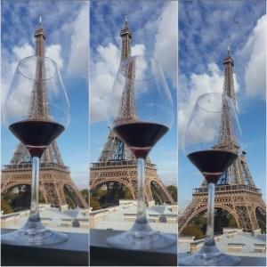 Invitation du Club Vignobles et Signatures au Rooftop du Pullman Eiffel,