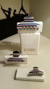 Alexandre de Paris, bijoux pour les cheveux