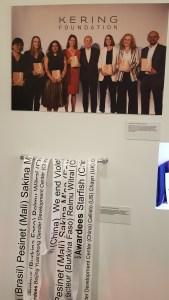 Fondation Kering - conférence sur les violences faites aux femmes