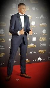 Ballon d'Or 2018 au Grand Palais