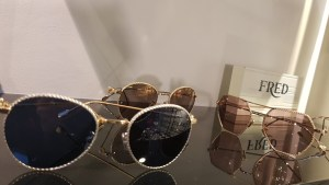 Dress Code press day - Fred lunettes