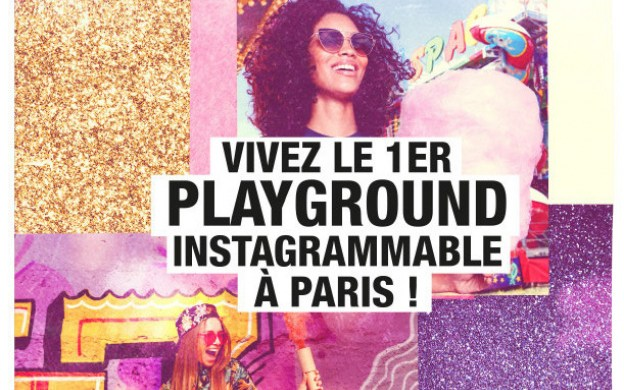 Krys Playground, party @ Imprimerie Jacques London