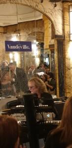Prix le Vaudeville, à la Brasserie Vaudeville Paris