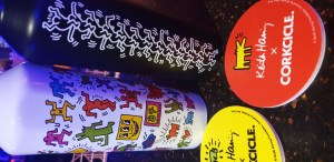 Corkcicle x Keith Haring / Le KO Club, Paris / FCVM