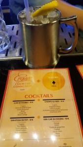 Cognac Cocktail Connexion - Bar le Solera, Paris