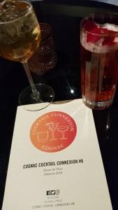 Cognac Cocktail Connexion - Bar le Windo, Hyatt Regency Paris Etoile