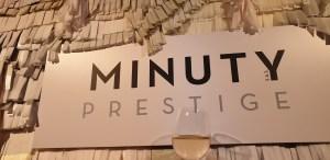 Minuty Prestige 2019 au Roxie Paris