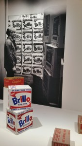 brillo Andy Warhol