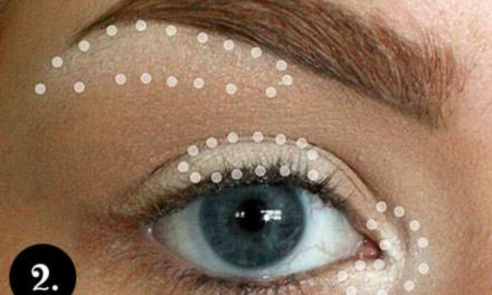 Step Step Eye Makeup Ideas