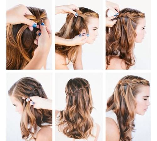 30 Step By Step Hairstyles For Long Hair Tutorials You