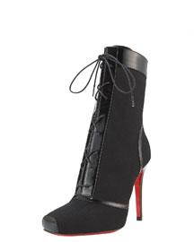 Christian-Louboutin-Patent-Trim-Felt-Ankle-Boot-www.fashiondailymag.com-Brigitte-Segura