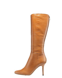 Jimmy-Choo-Fitted-Almond-Toe-Boot-www.fashiondailymag.com-Brigitte-Segura