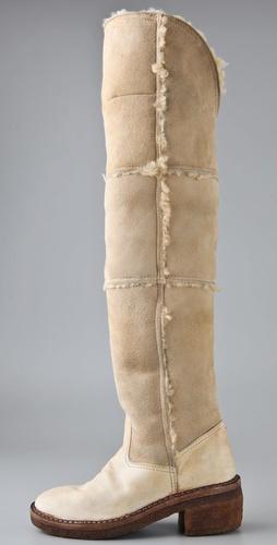 martin-margiela-SHEARLING-overthe-knee-boots-and-crepe-heel-at-shopbop-on-FASHIONDAILYMAG.COM-BRIGITTE-SEGURA