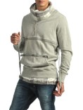 DIESEL-buffalo-check-and-fleece-sweatshirt-in-boys-are-LOUNGIN-on-fashion-daily-mag