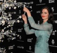 Montblanc Charity Cocktail hosted by The Weinstein Company to benefit UNICEF at Soho House