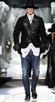 Dsquared2-fall-2011-FDM-selection-brigitte-segura-photo-2-REGIS-nowfashion.com-on-fashion-daily-mag