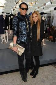 KAT-deLUNA-at-ALLEGRI-presentation-MBFWNY-fall-2011-on-fashion-daily-mag