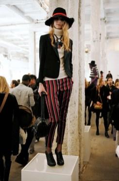NEW YORK fashion week January_2011_MALANDRINO_ Ready to wear fall winter 2011
