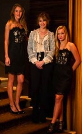 rebecca taylor and empire hotel ambassadors on fashiondailymag