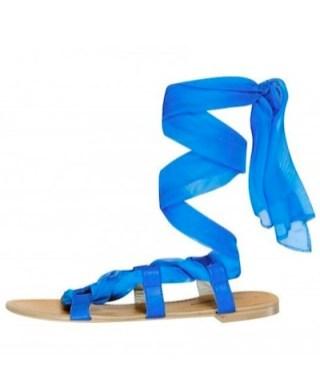 DOROTHY-PERKINS-summer11-BLUE-FLAT-chiffon-sandals-FashionDailyMag