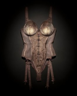 GAULTIER-corset-worn-by-Madonna-Blond-Ambition-tour-Dazed-Confused-Emil-Larsson-