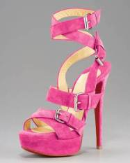 CHRISTIAN-LOUBOUTIN-pink-suede-shoes-at-NM-on-FashionDailyMag.com-brigitte-segura