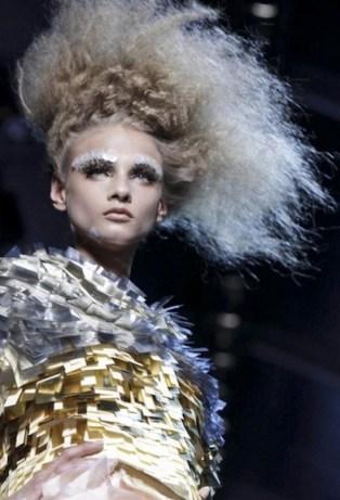 FashionDailyMag selects 3 Christian dior couture fw11 brigitte segura photo NowFashion on FDM loves