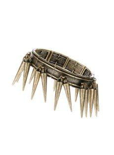Topman-US-Limited-Edition-Spike-Stretch-Wristwear-on-www.fashiondailymag.com-by-Brigitte-Segura