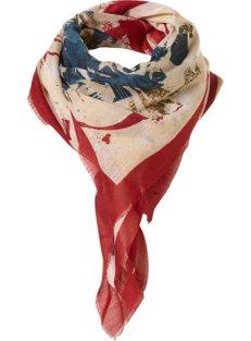 Topman-US-Multi-Coloured-Americana-Scarf-on-www.fashiondailymag.com-by-Brigitte-Segura