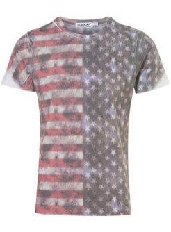 Topshop-Navy-American-Flag-T-Shirt-on-www.fashiondailymag.com-by-Brigitte-Segura