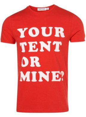 Topshop-Red-Marl-Your-Tent-T-Shirt-on-www.fashiondailymag.com-by-Brigitte-Segura