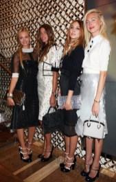 Louis Vuitton Flagship Store Opening - Milan Fashion Week Womenswear Spring/Summer 2012