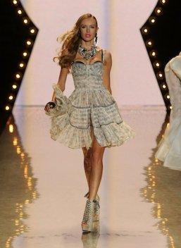 Betsey Johnson - Runway - Spring 2012 Mercedes-Benz Fashion Week