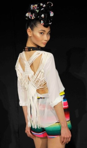 MARA HOFFMAN ss12 FashionDailyMag sel 2 photo randy brook MBFW