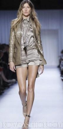 GIVENCHY ss12 FashionDailyMag sel 3 ph NowFashion featuring gisele