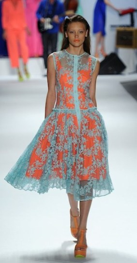 NANETTE LEPORE SPRING 2012 s FASHIONDAILYMAG sel 3 ph frazer harrison getty on FDMLOVES