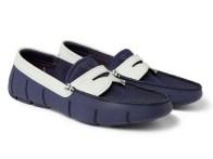 SWIMS waterproof loafers for men at MrPorter FDMLOVES spring 2012 men
