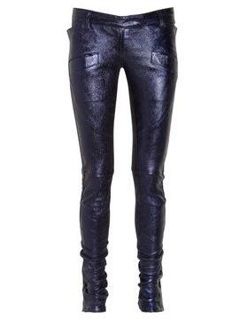 BALMAIN-metallic-leather-skinny-jeans-on-FDM-loves-steel-to-bling
