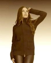 ENZO MANTOVANI zip up cashmere co just CASHMERE FDMLOVES