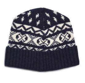 OLIVER-SPENCER-fairisle-beanie-hat-at-MrPorter-on-FDM-gifts