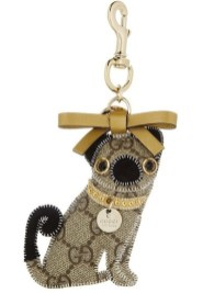 gucci OLIVER PUGG key chain at NAP on FashionDailyMag