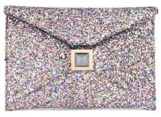 kara ross sparkles on FashionDailyMag