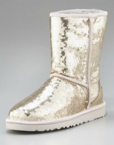 ugg sparkles boot at NM gifts for the girlie on FashionDailyMag