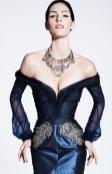 zac posen prefall2012 sel fashiondailymag brigitte segura look 29