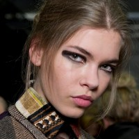 ANTONIO MARRAS fall 2012 beauty MILAN